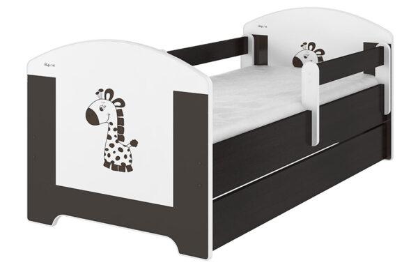 łóżeczko kolorowe oskar