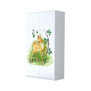 szafa kolorowe bambi