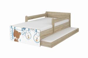 Łóżko wysuwane