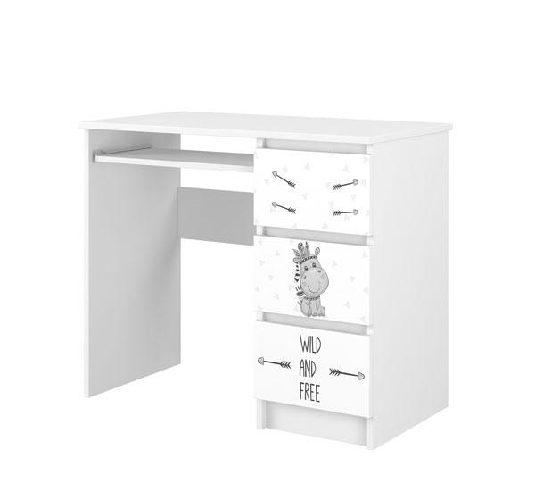 Biurko dla dziecka Hipcio