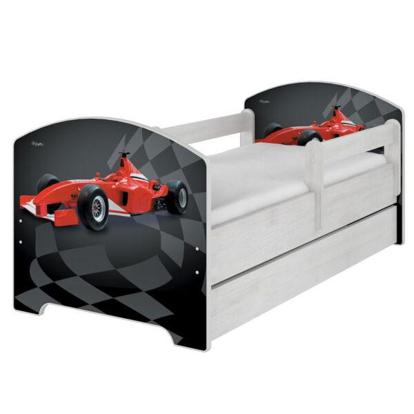 Łóżko z szufladą Formuła