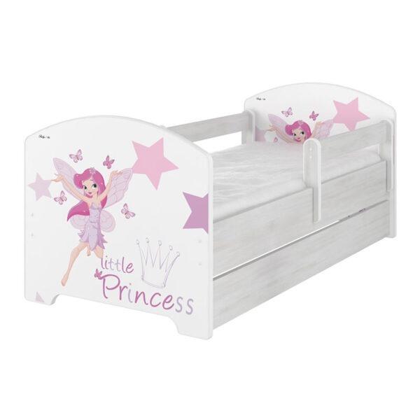 Łóżko z szufladą Liitle Princess