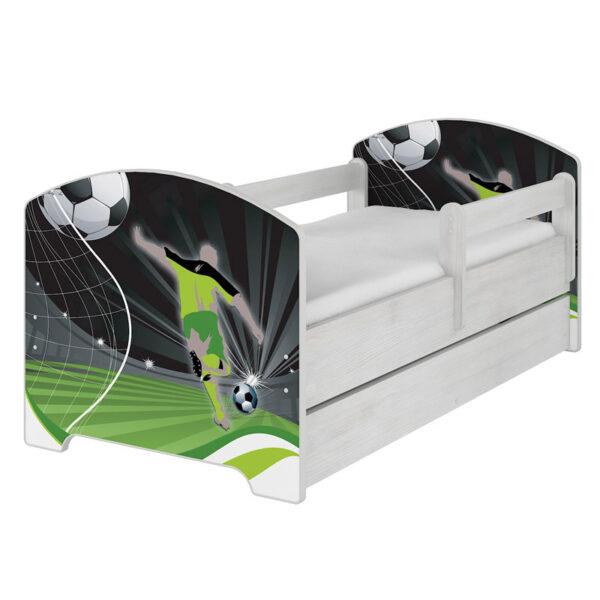 Łóżko dla chłopca Piłkarz