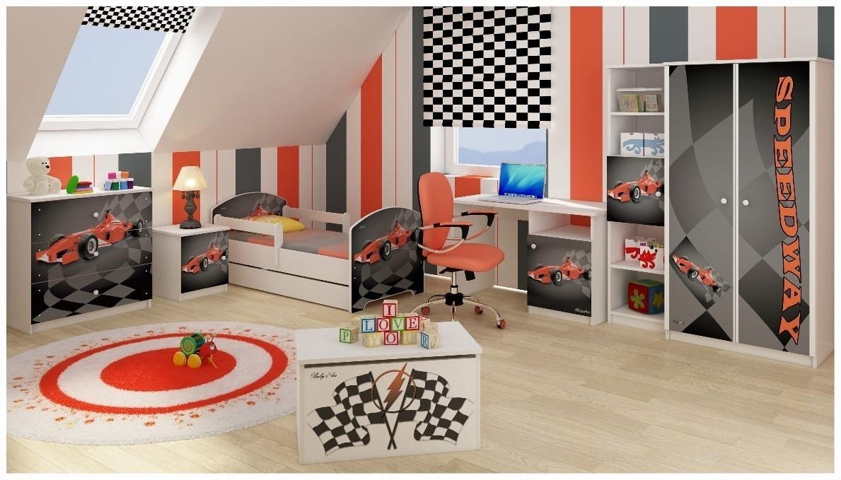 Jak urządzić pokój dla chłopca - inspiracje