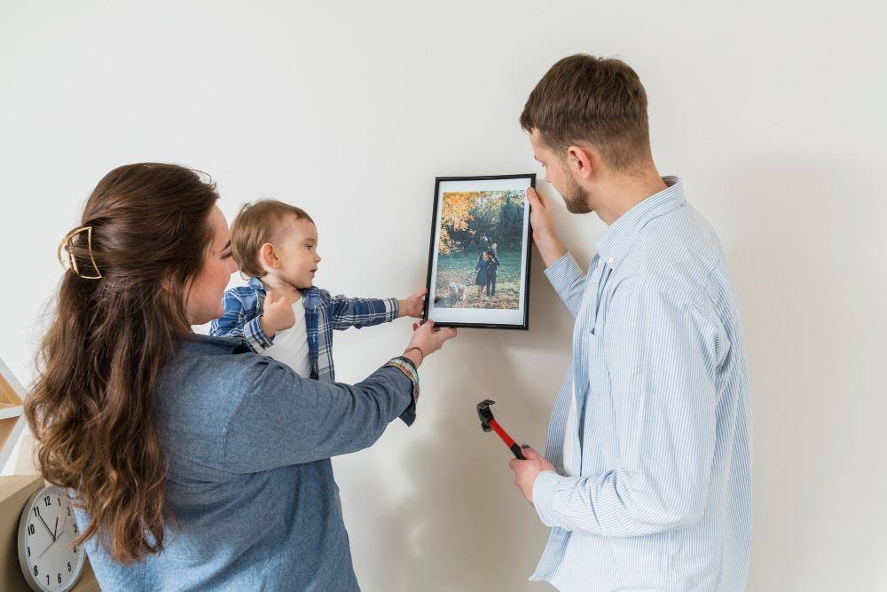 pokój dziecięcy - obrazy i dekoracje