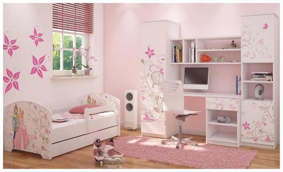 Pokój dla dziewczynki - jak wybrać meble
